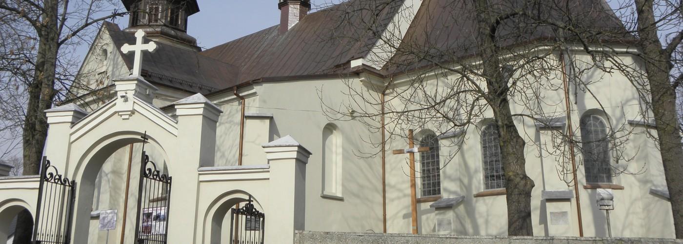 Parafia Rzymsko – Katolicka p.w. Świętego Mikołaja Biskupa w Lisowie